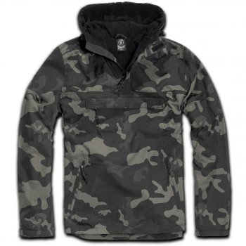 BRANDIT Windbreaker darkcamo, L