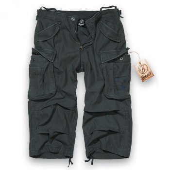 Industry 3/4 pants anthrazit, S