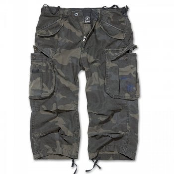 Industry 3/4 pants darkcamo, XXL
