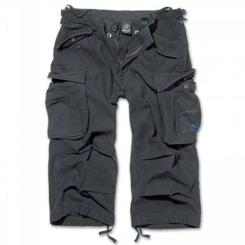 Industry 3/4 pants schwarz, L
