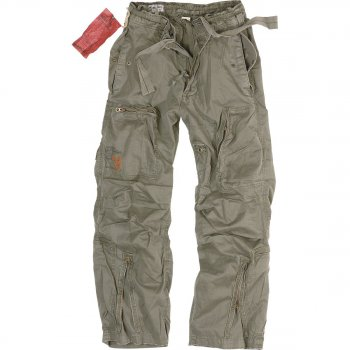 Infantry Cargo Trouser, oliv, XL
