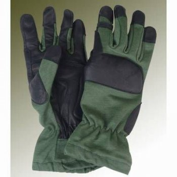 Kevlar Action Gloves oliv