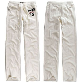 Ladies Sporty Sweatpants, old white, XS