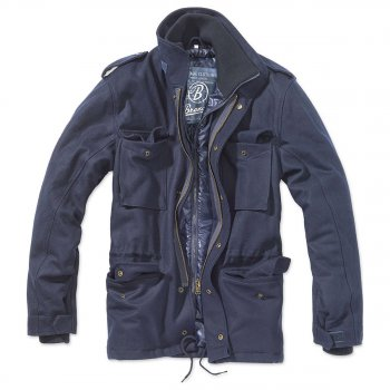 M65 Voyager Wool Jacke navy S