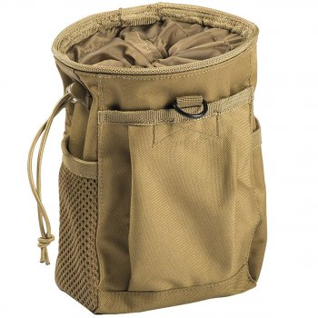 MIL-TEC Empty Shell Pouch Molle, coyote