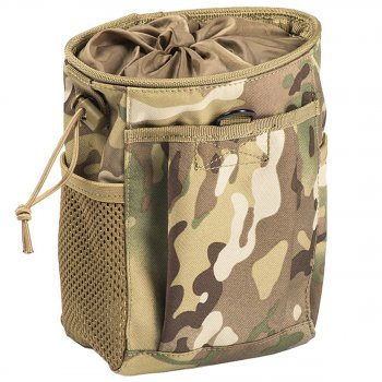 MIL-TEC Empty Shell Pouch Molle, multitarn