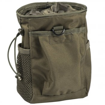 MIL-TEC Empty Shell Pouch Molle, oliv