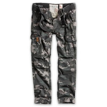 Premium Trousers Slimmy blackcamo, XL