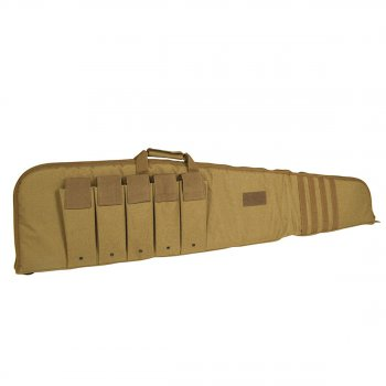 Rifle Case mit Tragegurt coyote,  L
