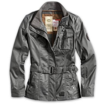 Surplus Ladies Amored Jacket dunkelgrau, 42