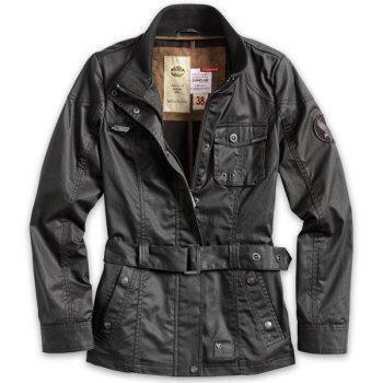 SURPLUS Amored Jacket Women schwarz