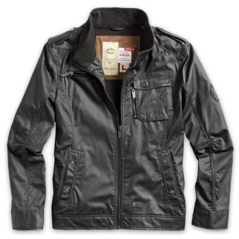 Surplus Amored Jacket schwarz, XXL