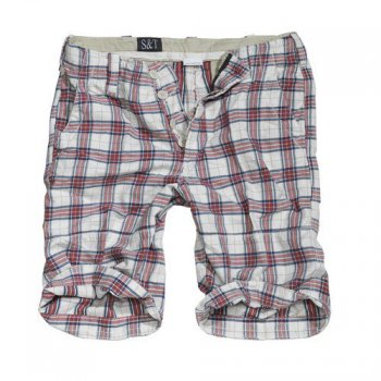 SURPLUS Kilburn Shorts, rot, XS