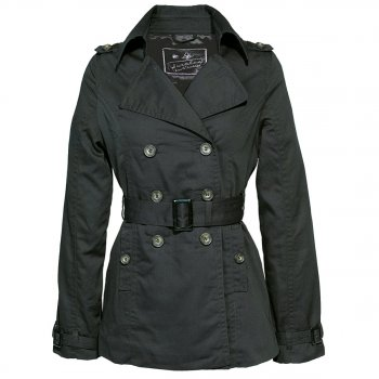 Ladies Luxury Trenchcoat, S