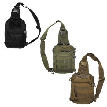 Schulter-Umh�ngetasche gro�, MOLLE