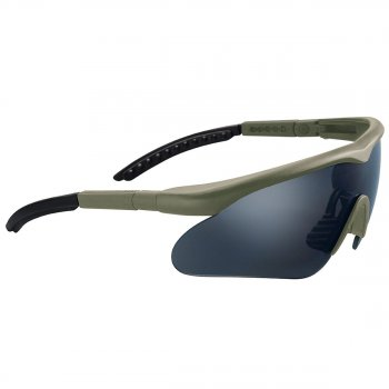Splitterschutzbrille Swiss Eye Raptor oliv