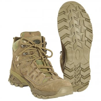 Squad Stiefel TROOPER multicam 12 (45)