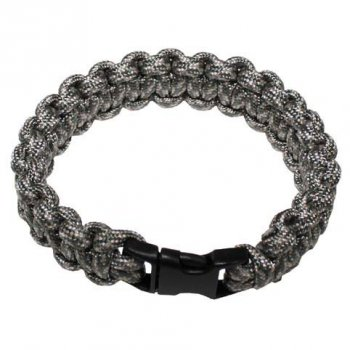 Survival Armband PARACORD 19 mm, AT-digital