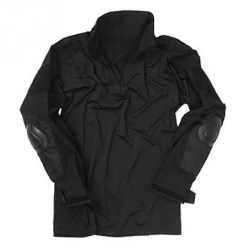 Tactical Hemd WARRIOR, schwarz, XL