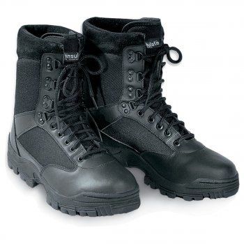 Tactical Swat Boots schwarz, 40