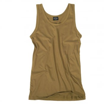 Tank-Top, coyote, 3XL