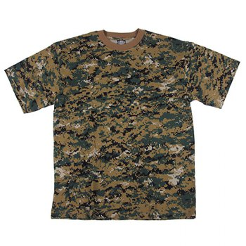 Tarn T-Shirt, digital woodland, L