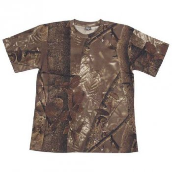 Tarn T-Shirt, hunter-braun, S