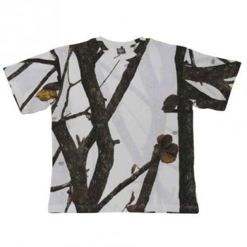 Tarn T-Shirt, hunter-snow