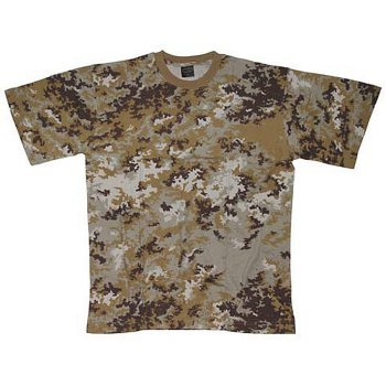 Tarn T-Shirt, vegetato desert, L
