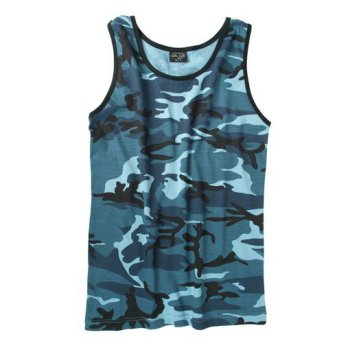 Tarn Tank-Top, skyblue