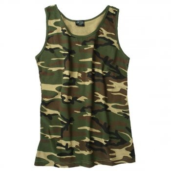 Tarn Tank-Top, woodland, XS