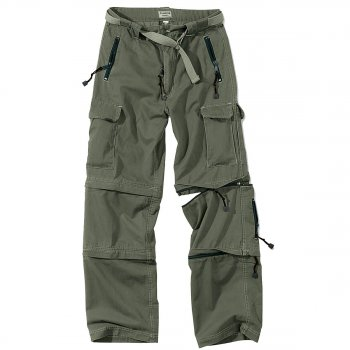 Trekking Trousers, oliv, XL