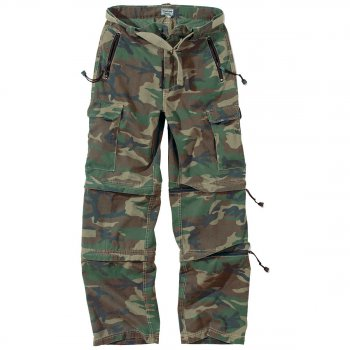 Trekking Trousers, woodland, S