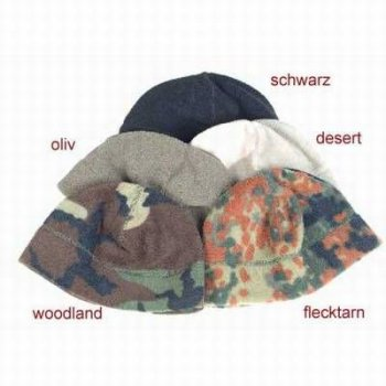 Trendiges Fleece Cap, desert