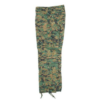 US Feldhose ACU Ripstop, digital woodland, 3XL