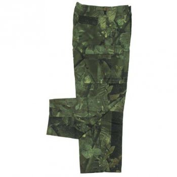 US Feldhose BDU original MIL-SPEC hunter grün, XL