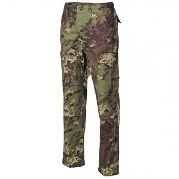 US Feldhose BDU original MIL-SPEC vegetato woodland, M
