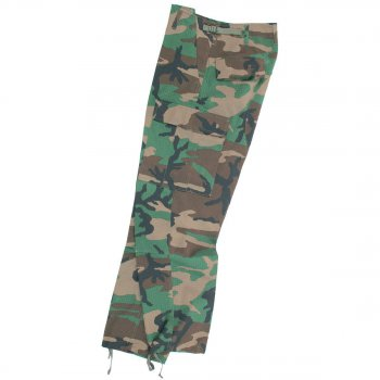 US Feldhose BDU original MIL-SPEC woodland, 3XL