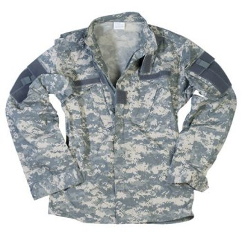 US Feldjacke ACU Ripstop, AT-digital, 3XL