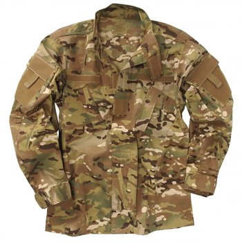US Feldjacke ACU multitarn, 3XL