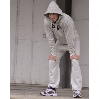 US Jogginganzug ARMY grau 3XL
