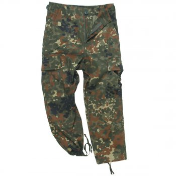 US Kinderhose BDU, flecktarn, XL