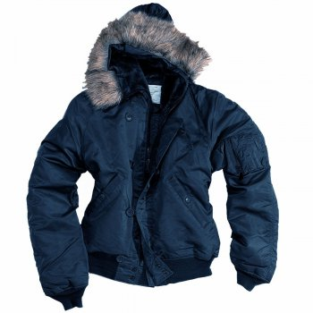US N2B Fliegerjacke navy