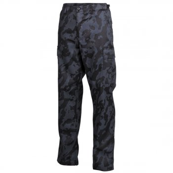 US Ranger Hose night-camo, 3XL