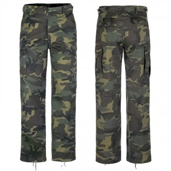 US Ranger Hose woodland, 3XL