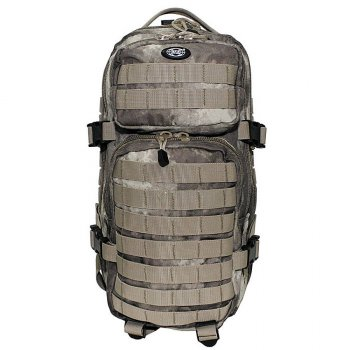 US Rucksack ASSAULT Pack HDT-camo AU