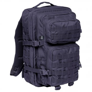 US Rucksack ASSAULT Pack II large, navy-blau