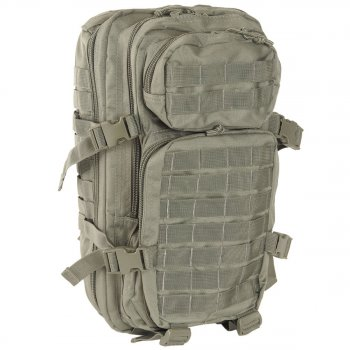 US Rucksack ASSAULT Pack foliage