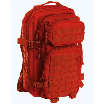 US Rucksack ASSAULT Pack signalrot