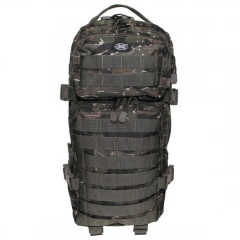 US Rucksack ASSAULT Pack tiger stripe